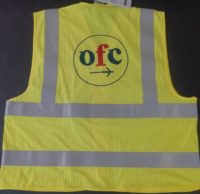 Ntounisprint Safety Vest Reflective 1